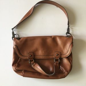 Nine West fold over handbag